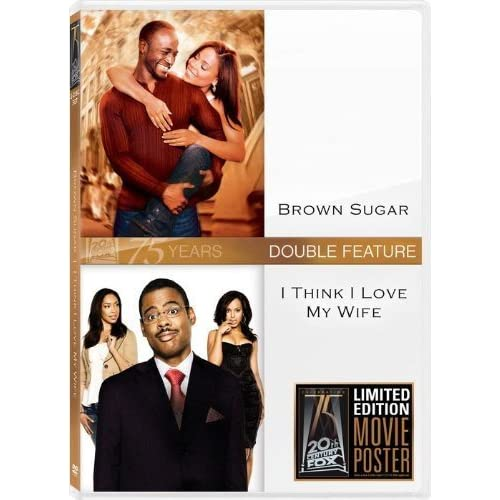 Image 0 of Brown Sugar / I Think I Love My Wife Double Feature On DVD Comedy