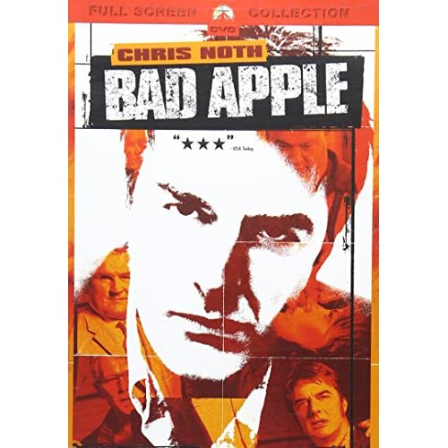 Image 0 of Bad Apple On DVD with Chris Noth Romance