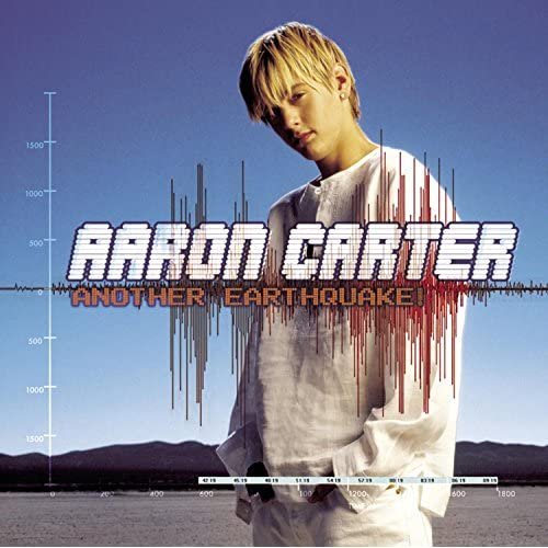 Image 0 of Another Earthquake! By Aaron Carter On Audio CD Album 2011