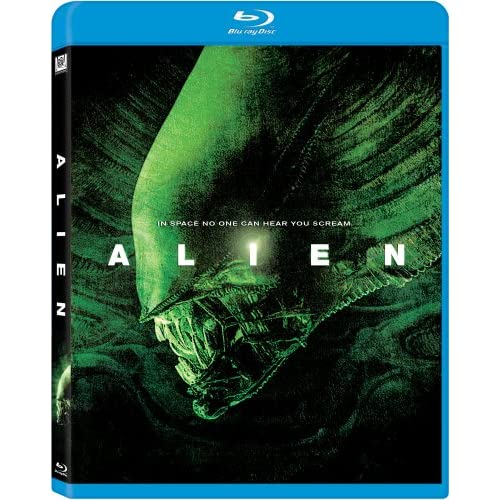Image 0 of Alien On Blu-Ray With Sigourney Weaver