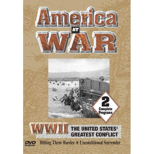 Image 0 of America At War: WWII Vol 3 On DVD