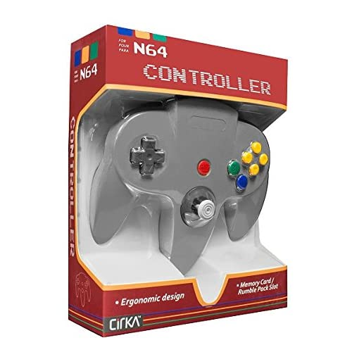 Controller Gray For N64