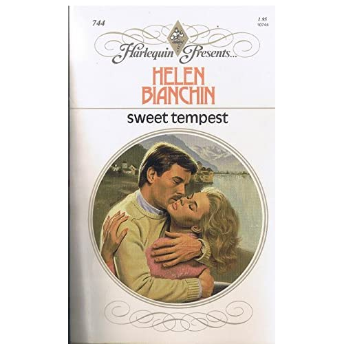 Sweet Tempest By Helen Bianchin Book Paperback
