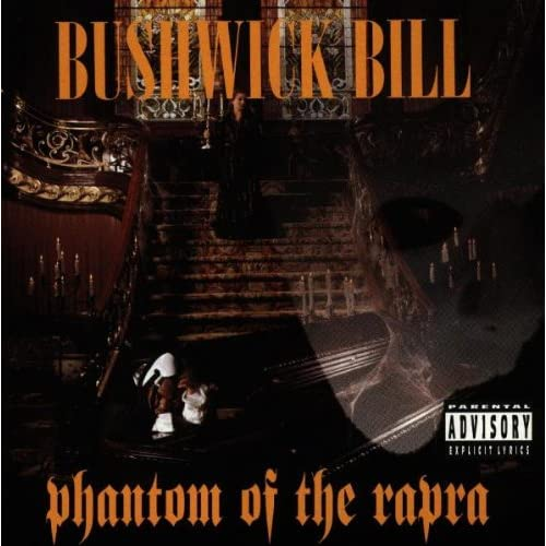 Image 0 of Phantom Of The Rapra Explicit By Bushwick Bill On Audio CD Album 1995