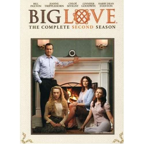 Image 0 of Big Love: Season 2 On DVD With Bill Paxton Romance