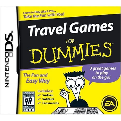 Image 0 of Travel Games For Dummies For Nintendo DS DSi 3DS 2DS