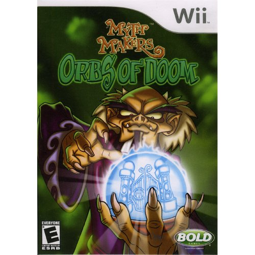 Image 0 of Myth Makers Orbs Of Doom For Wii And Wii U Puzzle Games
