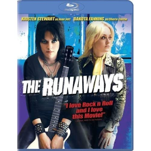 Image 0 of The Runaways Blu-Ray On Blu-Ray With Kristen Stewart