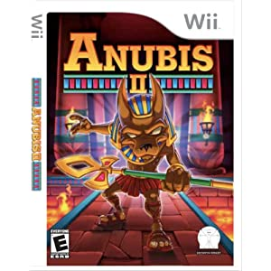 Image 0 of Anubis II For Wii And Wii U