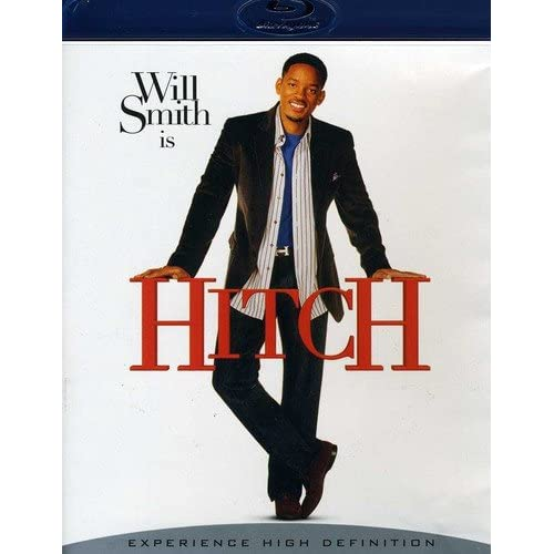 Image 0 of Hitch Blu-Ray On Blu-Ray With Will Smith Comedy