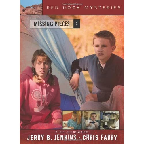 Missing Pieces Red Rock Mysteries Book 3 By Jenkins Jerry B Fabry