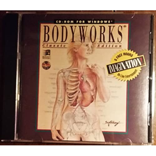 Image 0 of Bodyworks Classic Edition Software