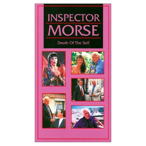 Image 0 of Inspector Morse Death Of The Self On VHS With John Thaw