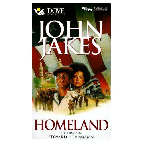 Image 0 of Homeland By Jakes John Herrmann Edward Narrator On Audio Cassette