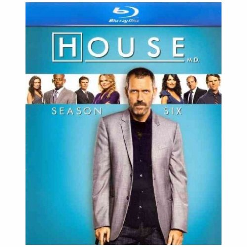 Image 0 of House-Season 6 Blu ray/5discs/ws On Blu-Ray Comedy