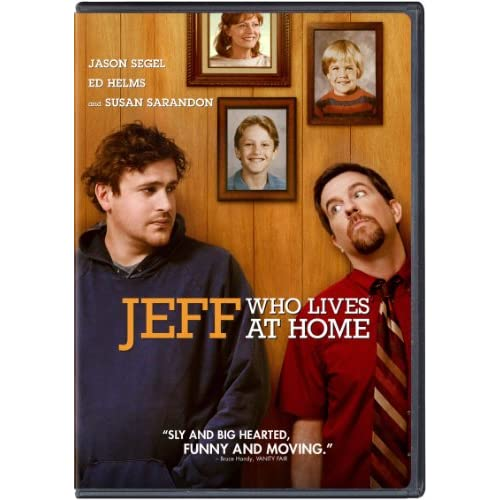Image 0 of Jeff Who Lives At Home +UltraViolet On DVD with Jason Segel