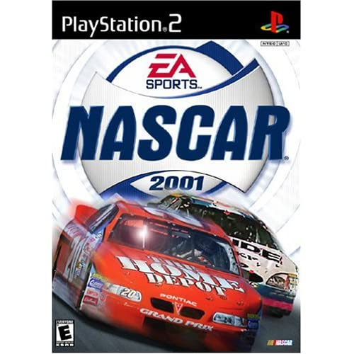 Image 0 of NASCAR 2001 For PlayStation 2 PS2