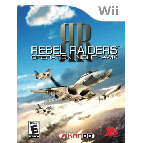 Image 0 of Rebel Raiders: Operation Nighthawk For Wii And Wii U