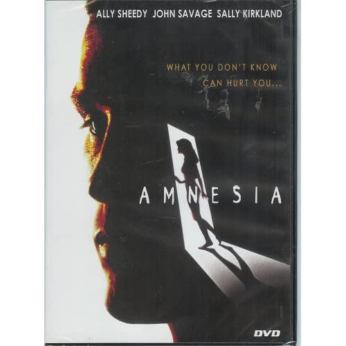 Image 0 of Amnesia 1996 On DVD With Alley Sheedy Mystery