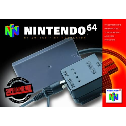 Image 0 of Nintendo 64 RF Switch/modulator For N64