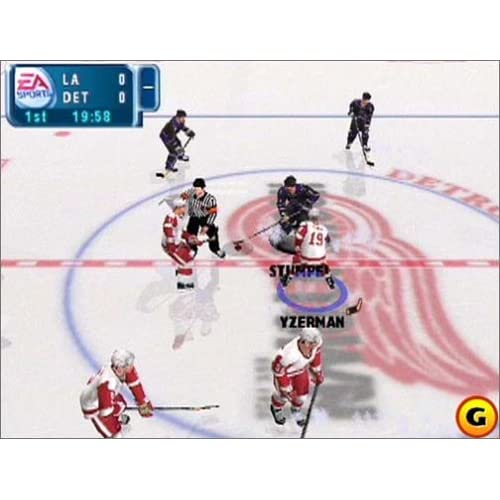 Image 2 of NHL 2001 PS2 For PlayStation 2 Hockey