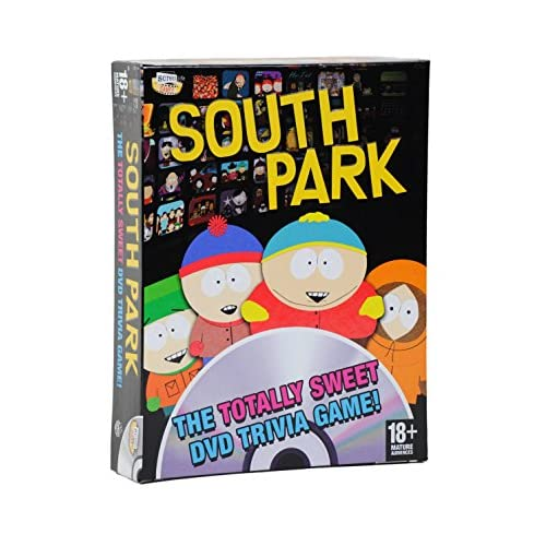 Image 0 of South Park The Totally Sweet DVD Game Toy