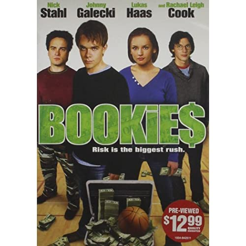 Image 0 of Bookies On DVD