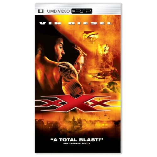 XXX Movie UMD For PSP