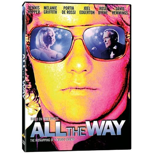 Image 0 of All The Way The Kidnapping Of A Music Legend 2005 Dennis Hopper On DVD