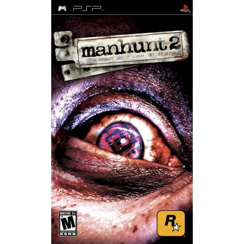 Image 0 of Manhunt 2 Sony For PSP UMD
