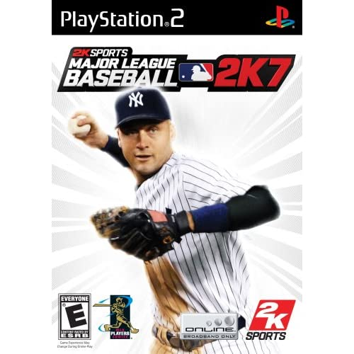 Image 0 of Major League Baseball 2K7 For PlayStation 2 PS2
