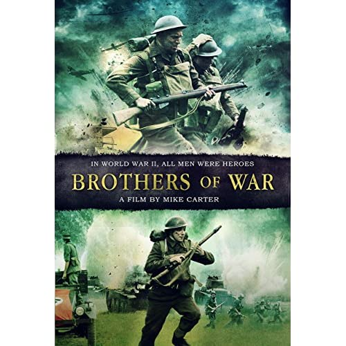 Image 0 of Brothers Of War On DVD With Natasha Staples