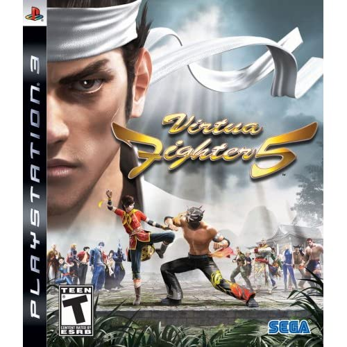 Virtua Fighter 5 For PlayStation 3 PS3 Fighting