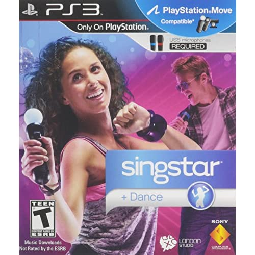 Image 0 of Singstar Dance For PlayStation 3 PS3 Music