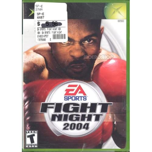 Image 0 of Fight Night 2004 For Xbox Original