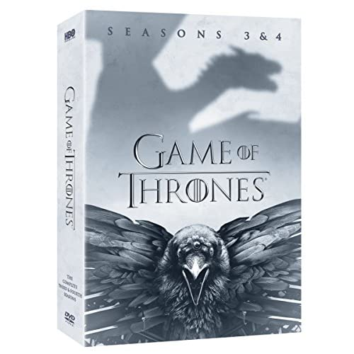 Game Of Thrones:complete Third Season On DVD