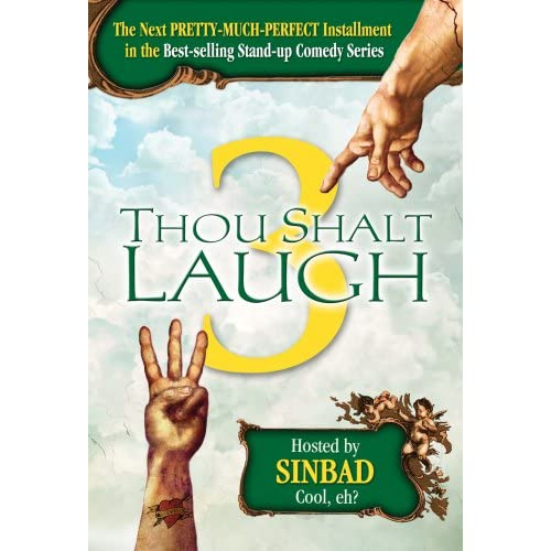 Image 0 of Thou Shalt Laugh 3 Hosted By Sinbad On DVD Comedy