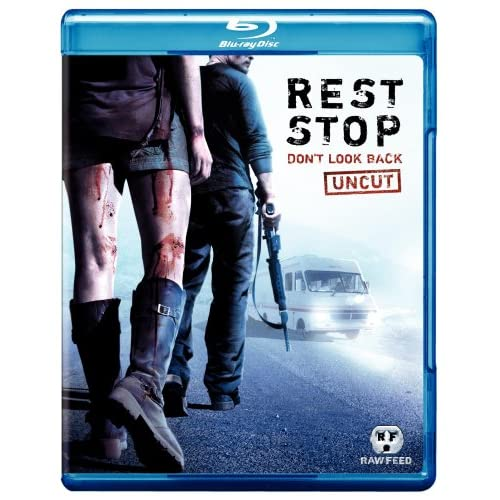 Image 0 of Rest Stop Don't Look Back Blu-Ray On Blu-Ray With Richard Tillman Horror