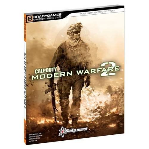 Image 0 of Call Of Duty: Modern Warfare 2 Signature Series Strategy Guide COD