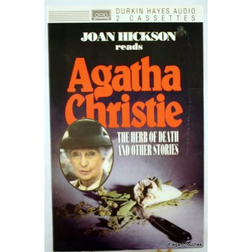 Image 0 of The Herb Of Death And Other Stories By Agatha Christie And Joan Hickson On Audio