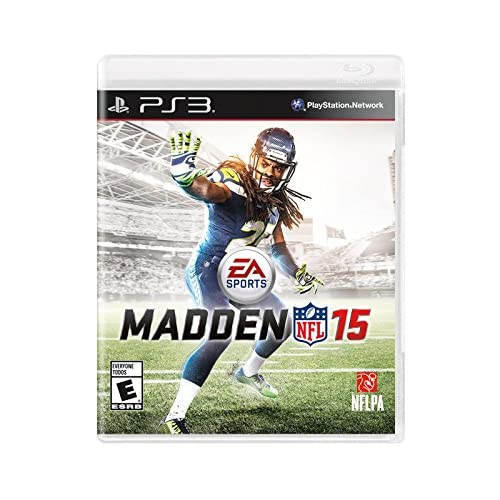Madden NFL 15 For PlayStation 3 PS3 Football