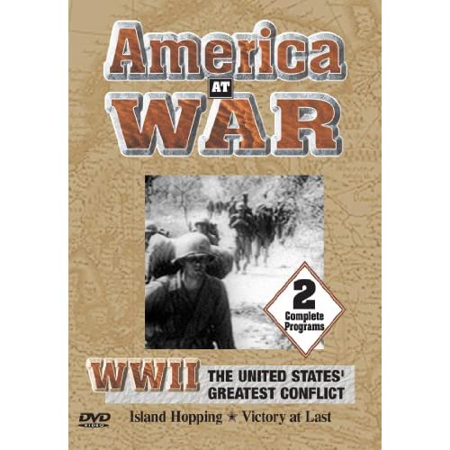 Image 1 of America At War: WWII Vol 8 On DVD