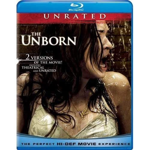 Image 0 of The Unborn Blu-Ray On Blu-Ray With Odette Yustman Horror