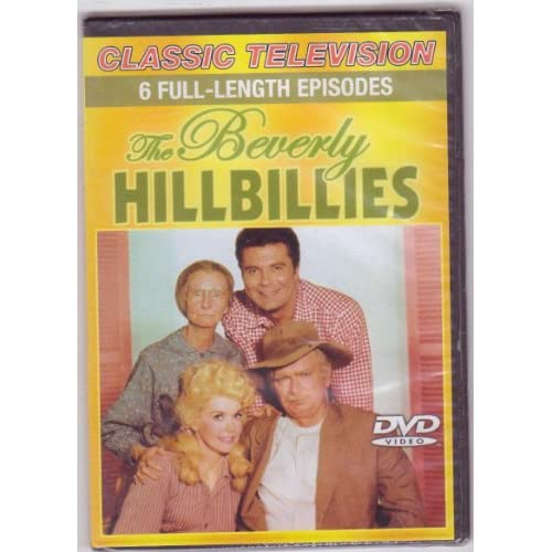 Image 0 of The Beverly Hillbillies On DVD Comedy