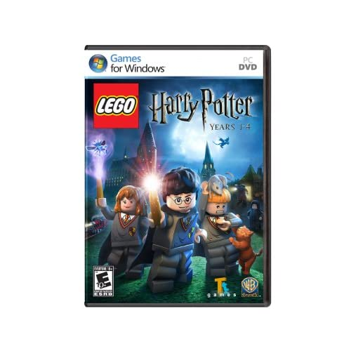 Image 0 of Lego Harry Potter: Years 1-4 PC Game Software