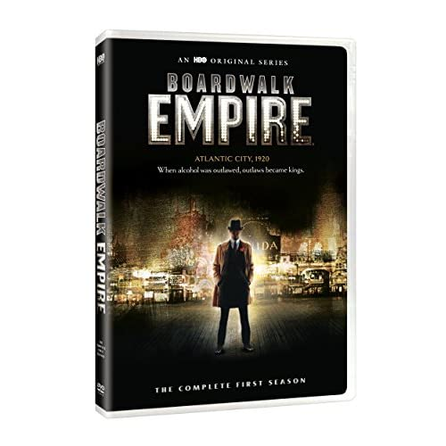 Image 0 of Boardwalk Empire: Complete First Season On DVD Drama
