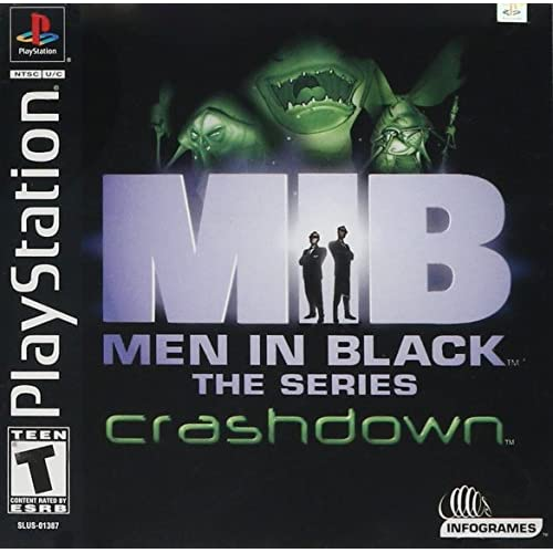 Image 0 of Men In Black The Series: Crashdown For PlayStation 1