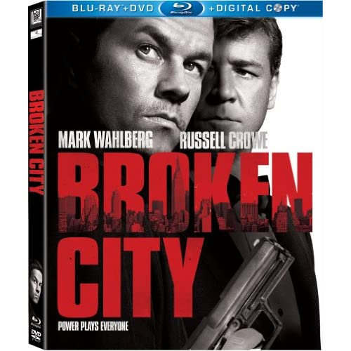 Image 0 of Broken City Blu-Ray With Mark Wahlberg