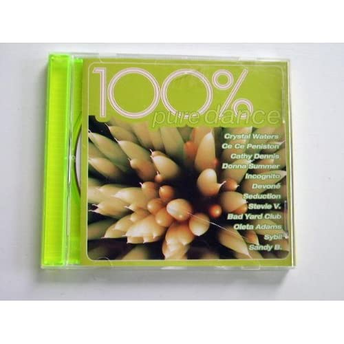 100% Pure Dance Album On Audio CD
