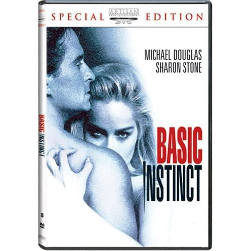 Image 0 of Basic Instinct On DVD With Michael Douglas